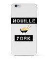 "Coque Iphone ""Nouille York""-Passion Bouffe"
