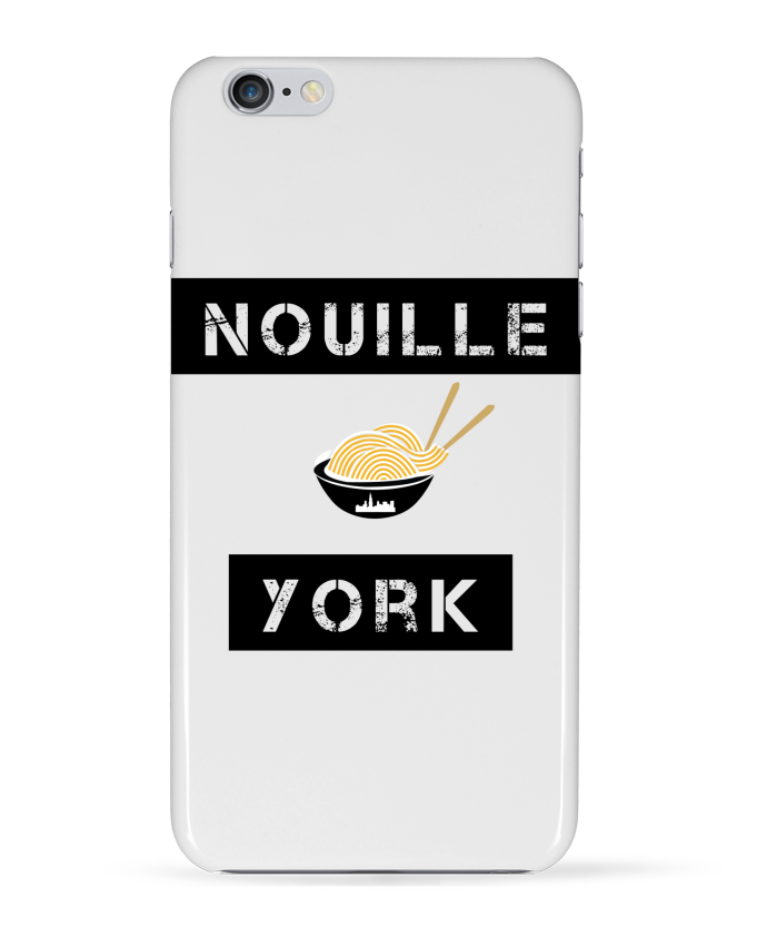 "Coque Iphone ""Nouille York"""
