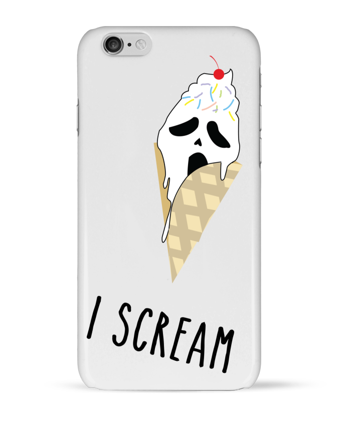 "Coque Iphone ""I scream"""