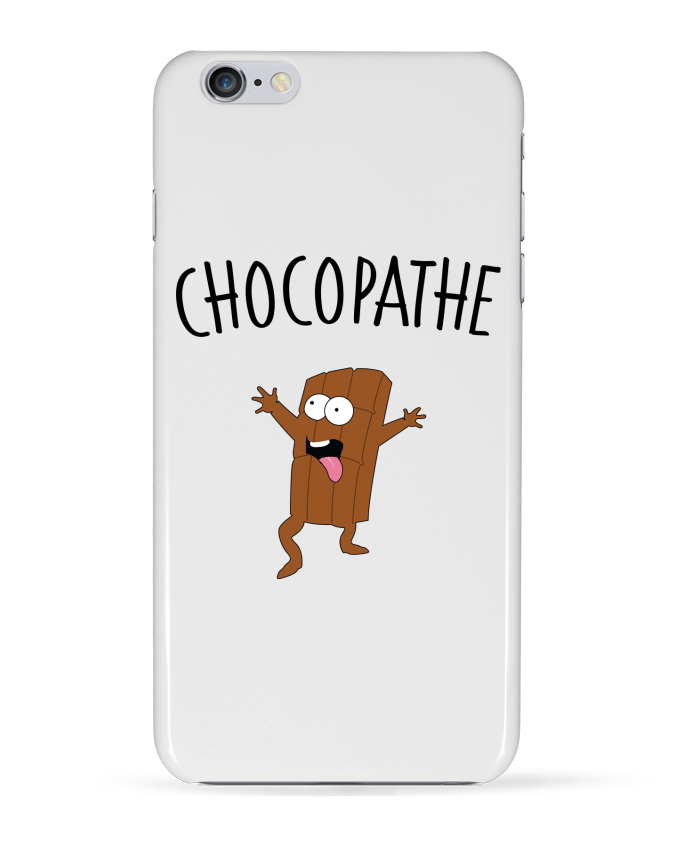 "Coque Iphone ""Chocopathe"""
