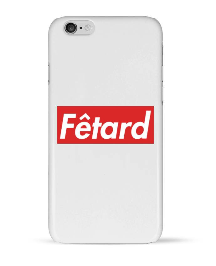 "Coque 3D Iphone ""Fêtard"""