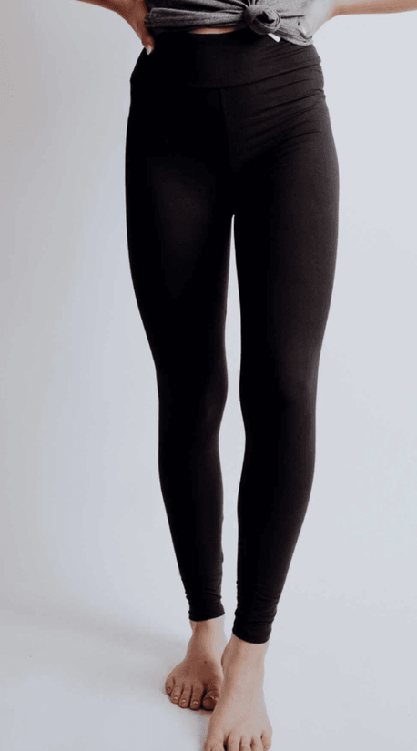 Black Full length legging
