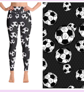 Soccer  Leggings