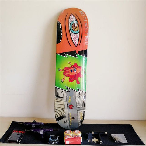 Toy Machine Ed Templeton Splat Complete | Refresh Board Shop