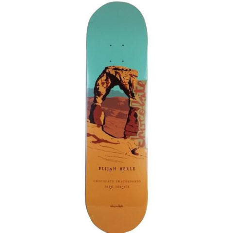 Chocolate Elijah Berle Park Service Deck | Refresh Board Shop