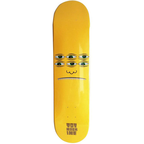 Toy Machine Transmissionator Face Deck | Refresh Board Shop