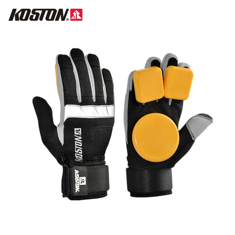 Koston Longboard Sliding Gloves | Refresh Board Shop