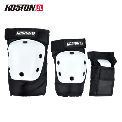 Koston Knee & Elbow Pad Set | Refresh Board Shop