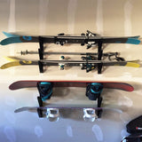 Maxfind Skateboard Wall Rack