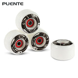 Puente 55mm Wheels | Refresh Board Shop