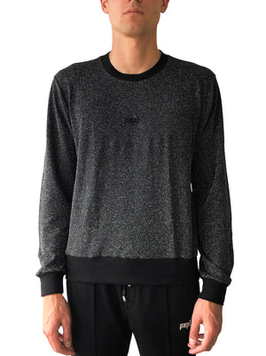 Jumper Glitter Black