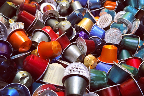 Recycling Your Coffee Pods | How to help save our Planet