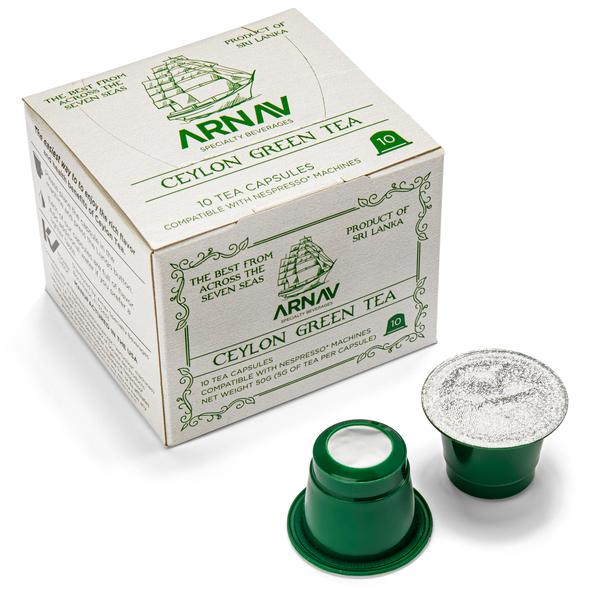 Arnav Green Ceylon Tea