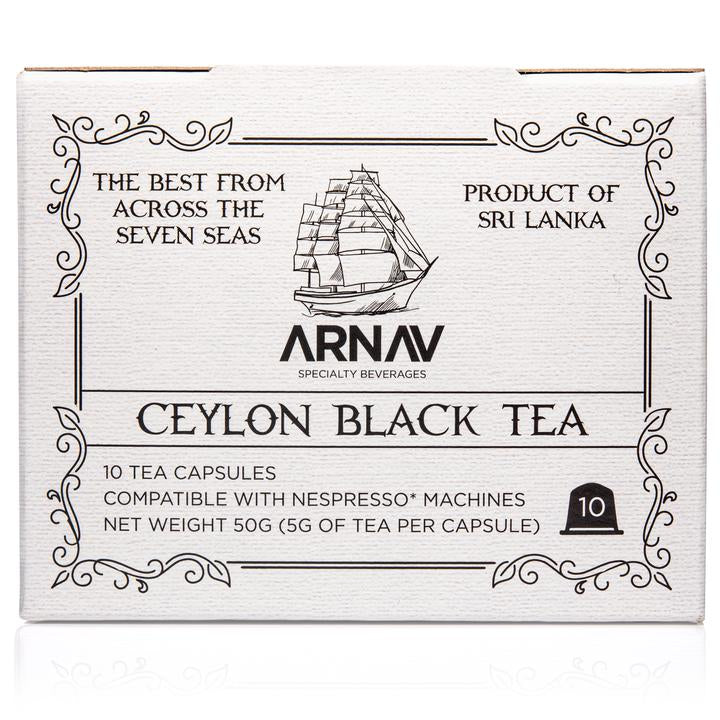 Arnav Black Ceylon Tea