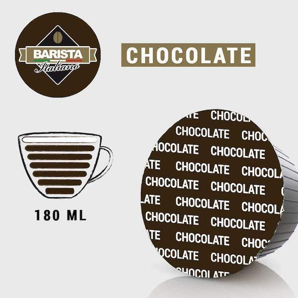Italian Dolce Gusto Milk Chocolate Bundle