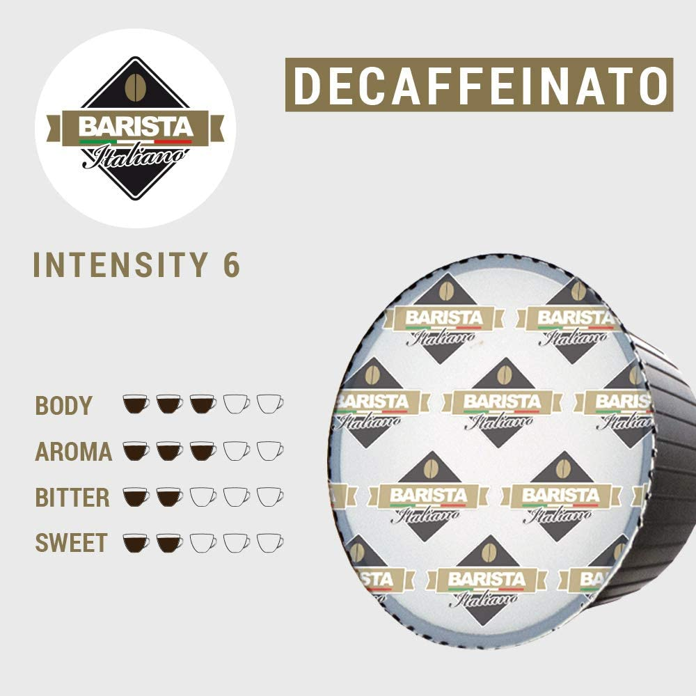 Italian Dolce Gusto Coffee Variety Bundle (inc. Decaf)
