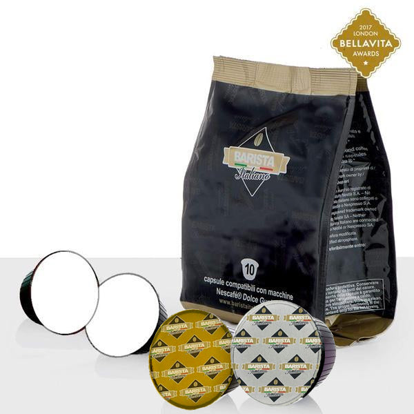 Italian Dolce Gusto Small Latte Bundle