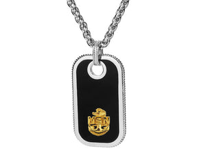 Chief Petty Officer Dog Tags