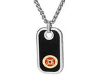 Coast Guard Emblem Dog Tags