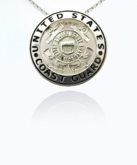 Coast Guard Pendant