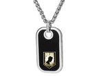 POW Insignia Dog Tags