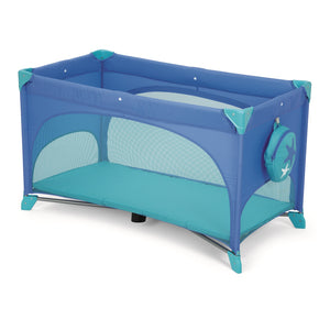 Baby equipment rental in Lisbon, Portugal. Chicco travel cot for relaxing nights just like home.