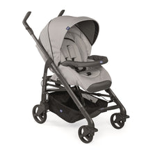 Baby equipment rental in Lisbon, Portugal. Chicco stroller for going everywhere safely and comfortably.