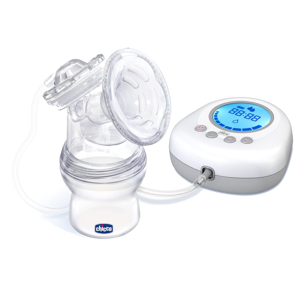 portable electric breast pump || bomba tira leite elétrica