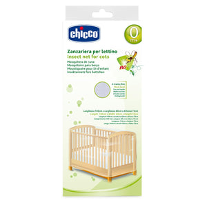 Baby equipment rental in Lisbon, Portugal. Chicco mosquito net for relaxing nights just like home.