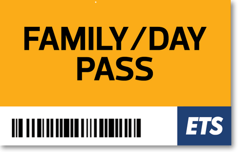 Family/Day Pass