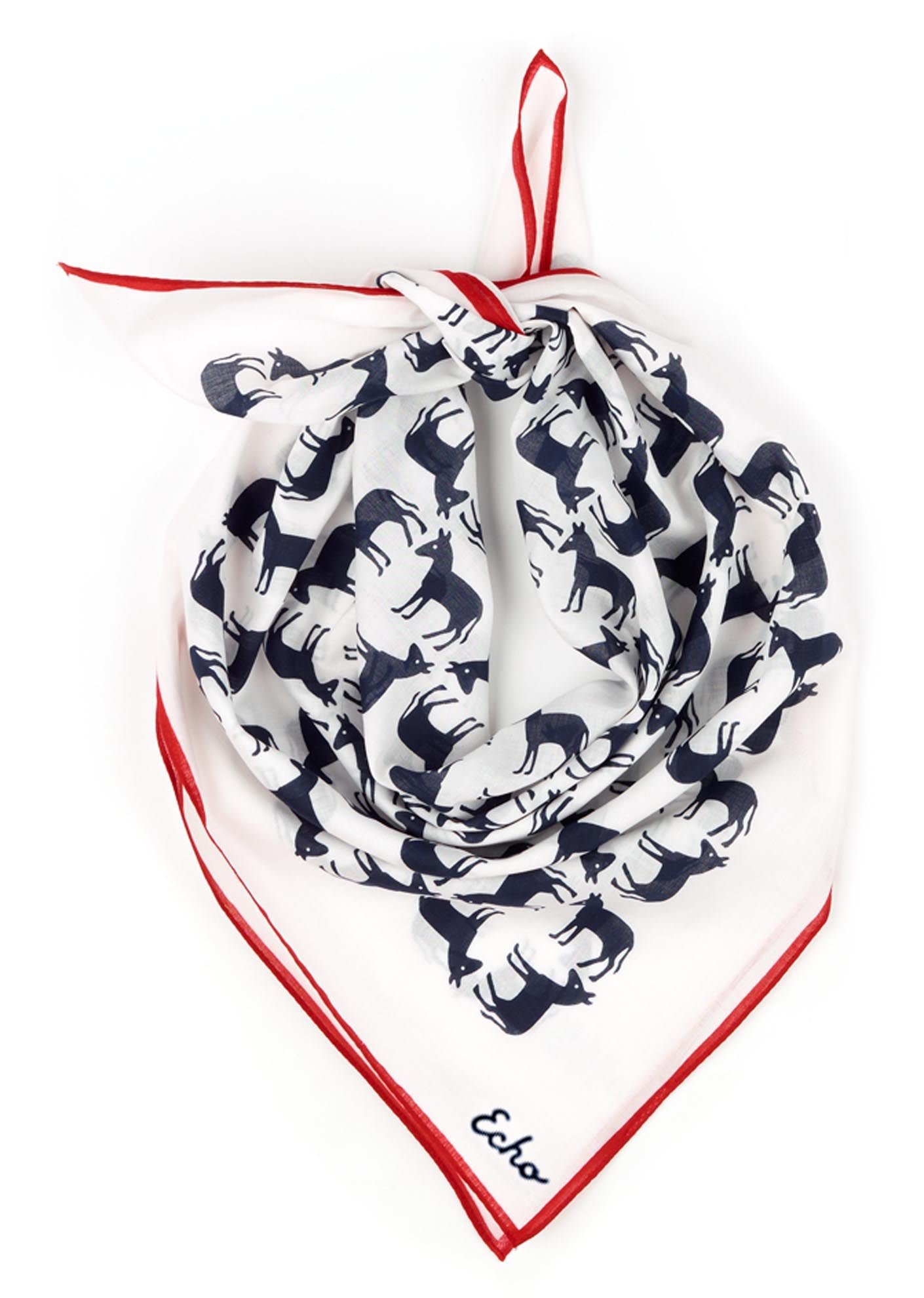 American Navy - Political Party Silk Scarf