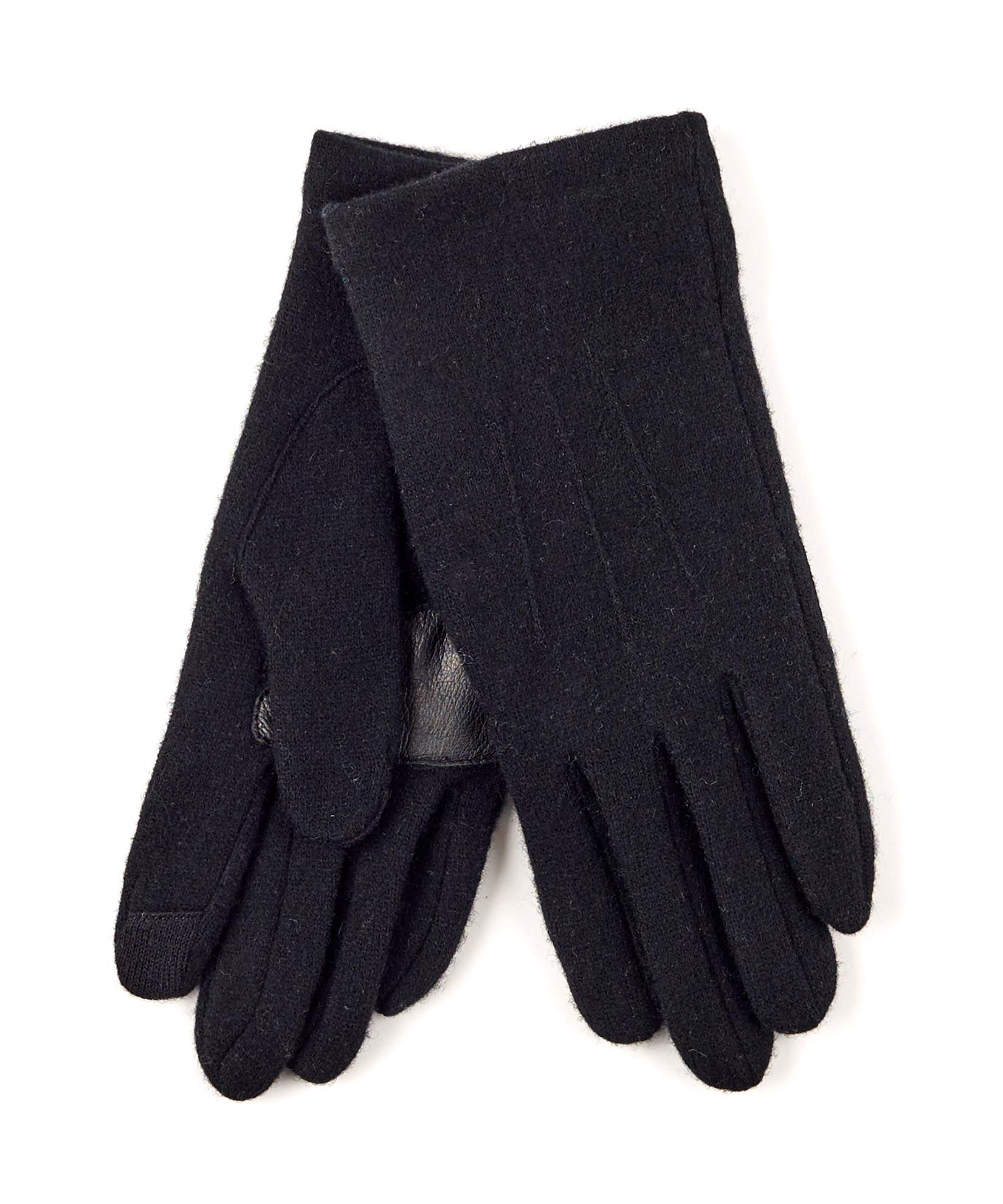 Black - Echo Touch Basic Glove