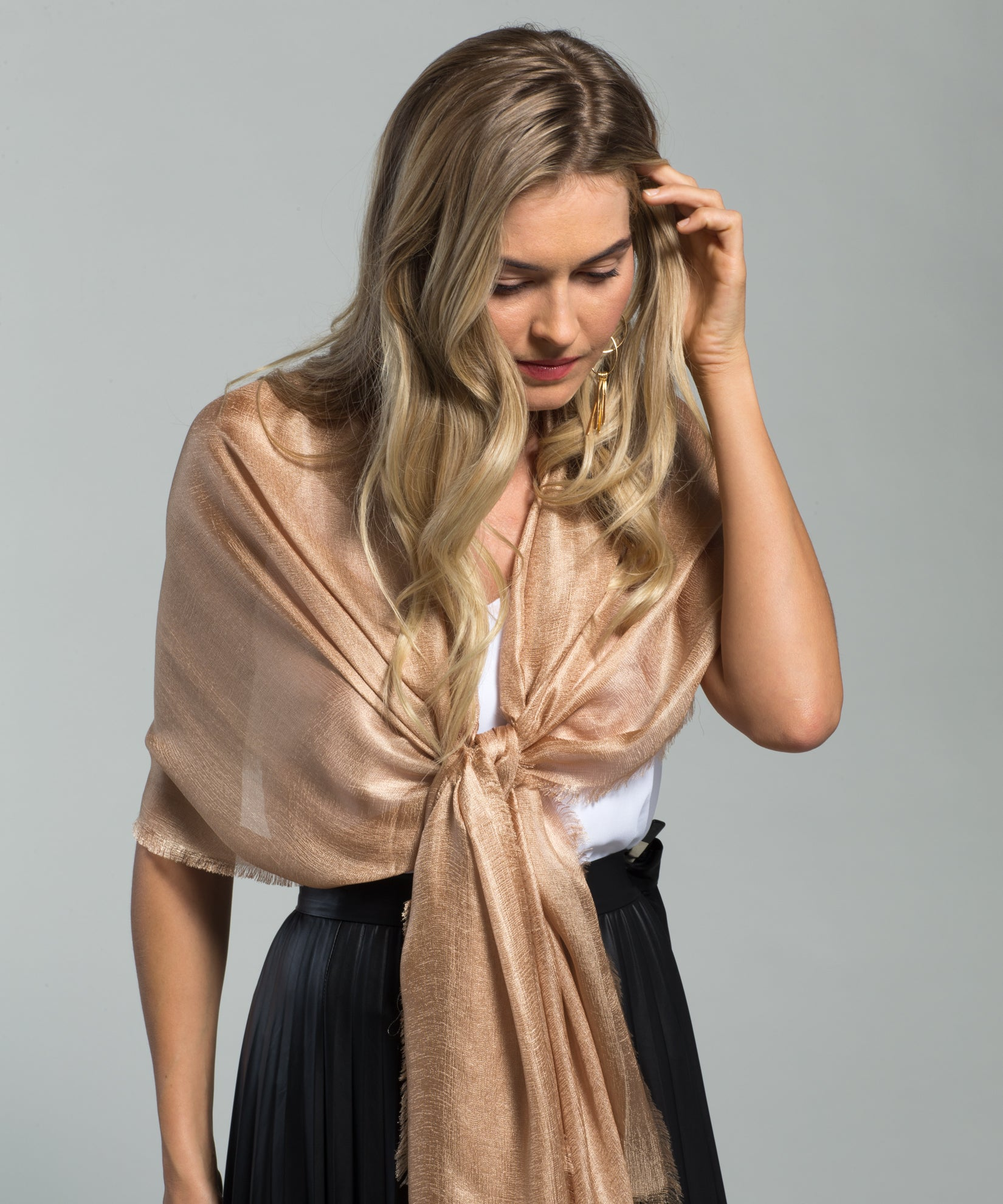 Antique Gold - Radiance Wrap