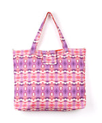Bright Orchid - Anaconda Atlantis Rev. Tote