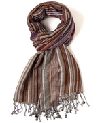 Black Plum - King Of Stripes Wrap
