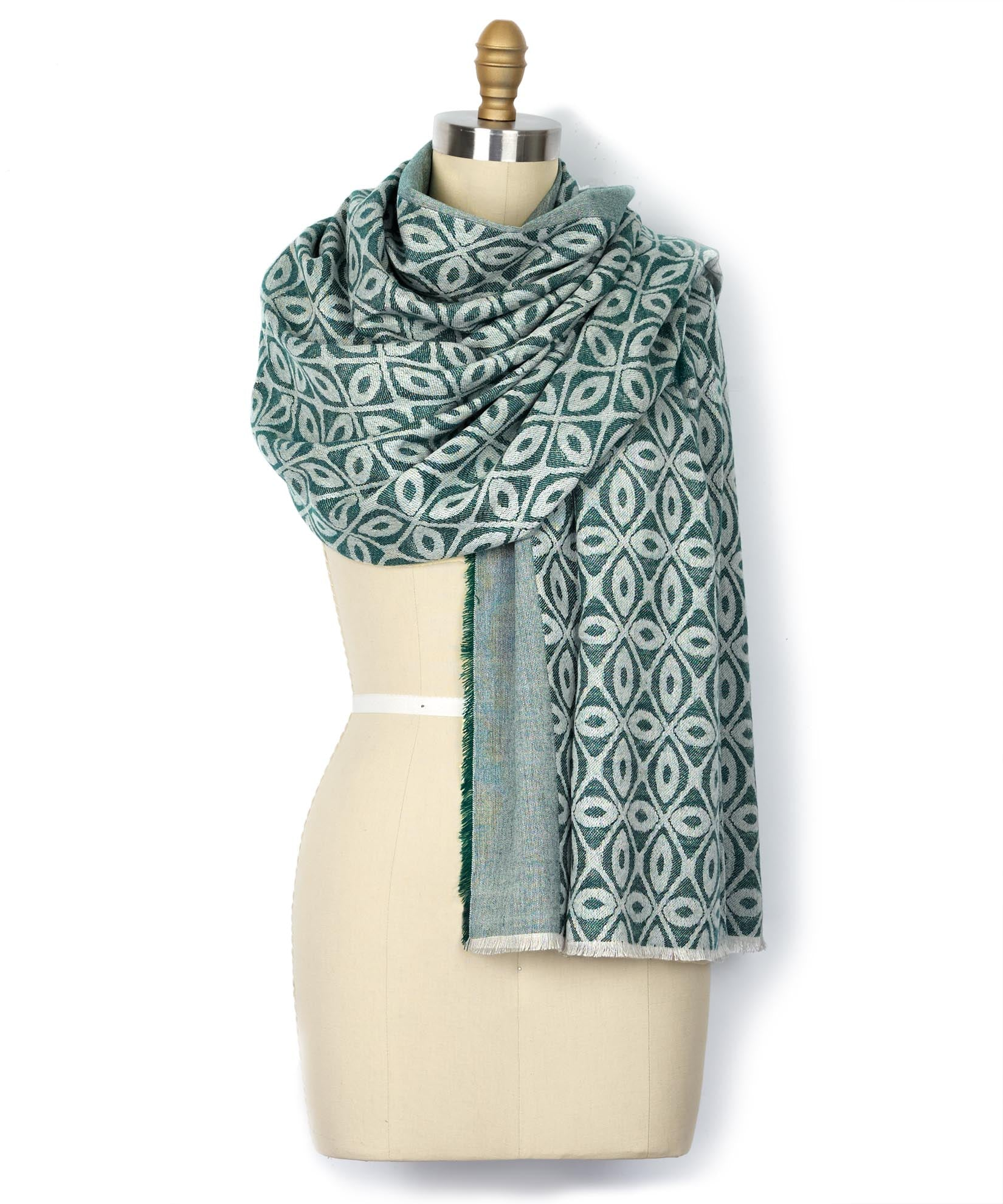 Emerald - Weave Sort Wrap