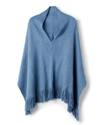 Chambray - M Soft Poncho