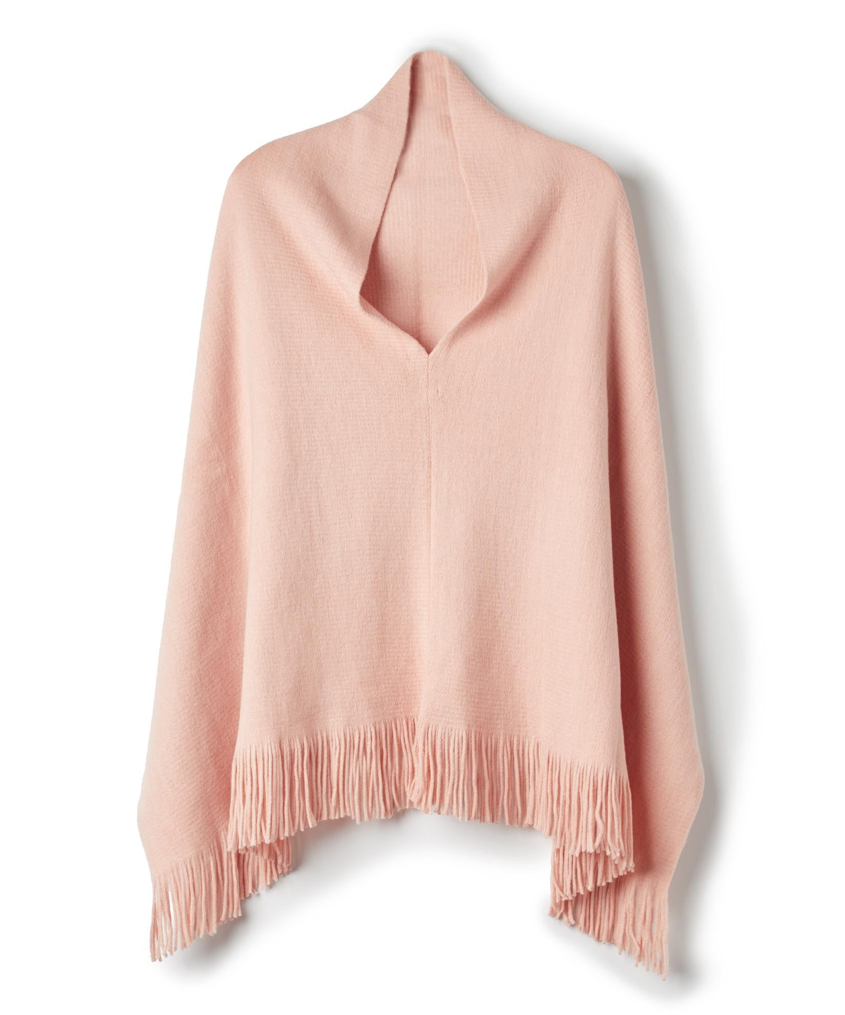 Blush - M Soft Poncho