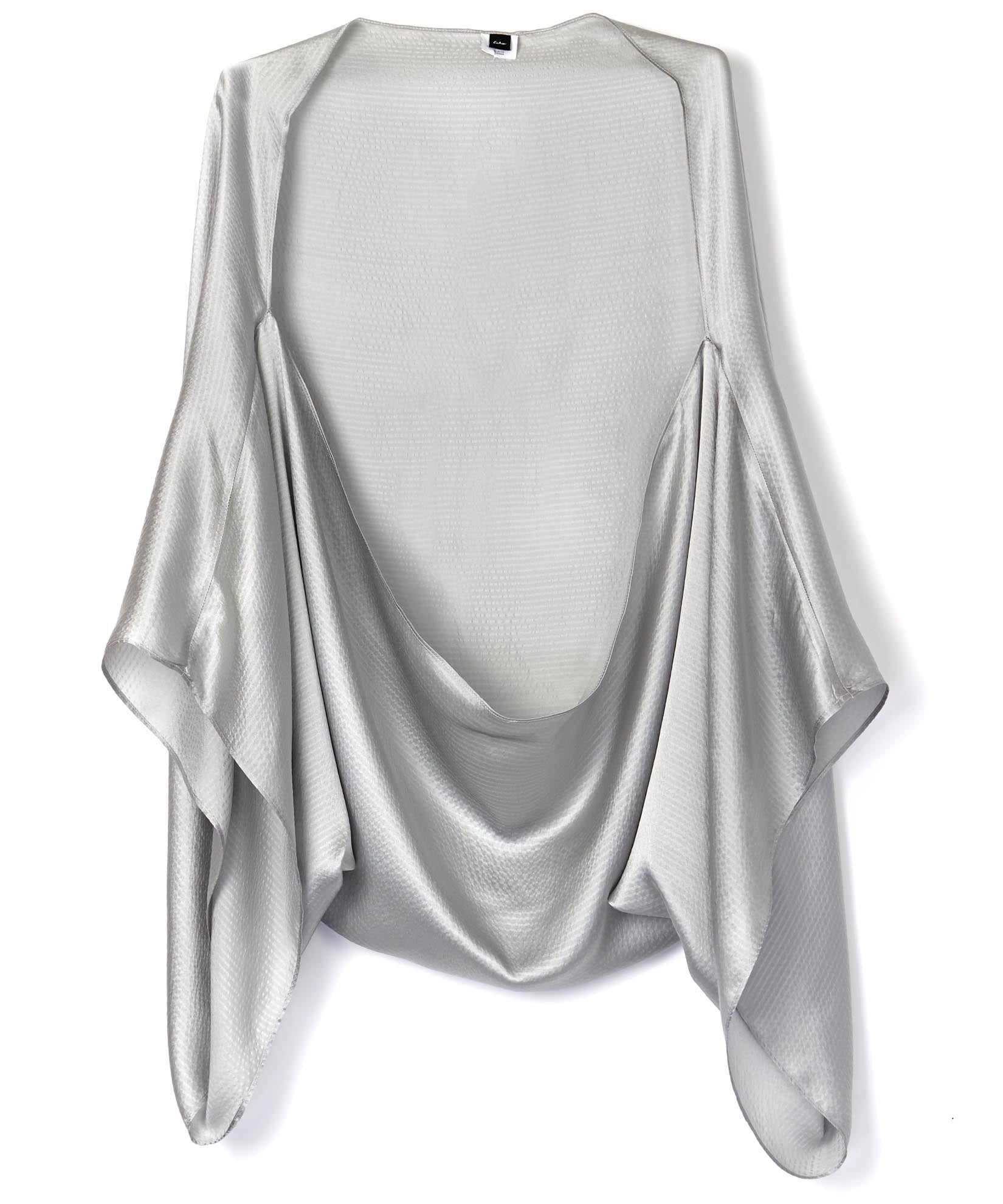 Lt Shadow - Hammered Silk Cocoon