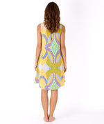 Banana - Havana Geo Mini Dress