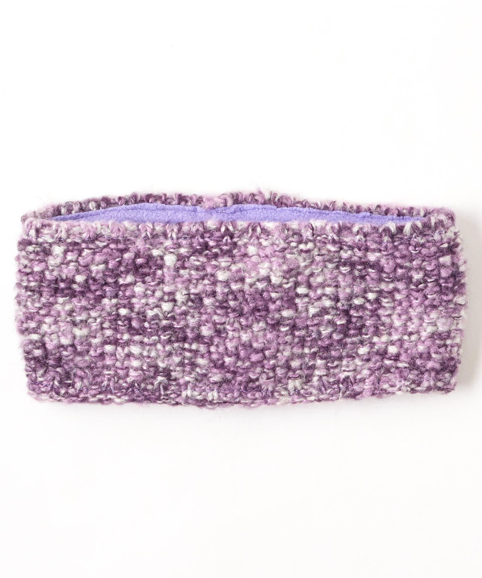 Black Plum - Marled Headband