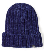 Echo Navy - Chenille Hat