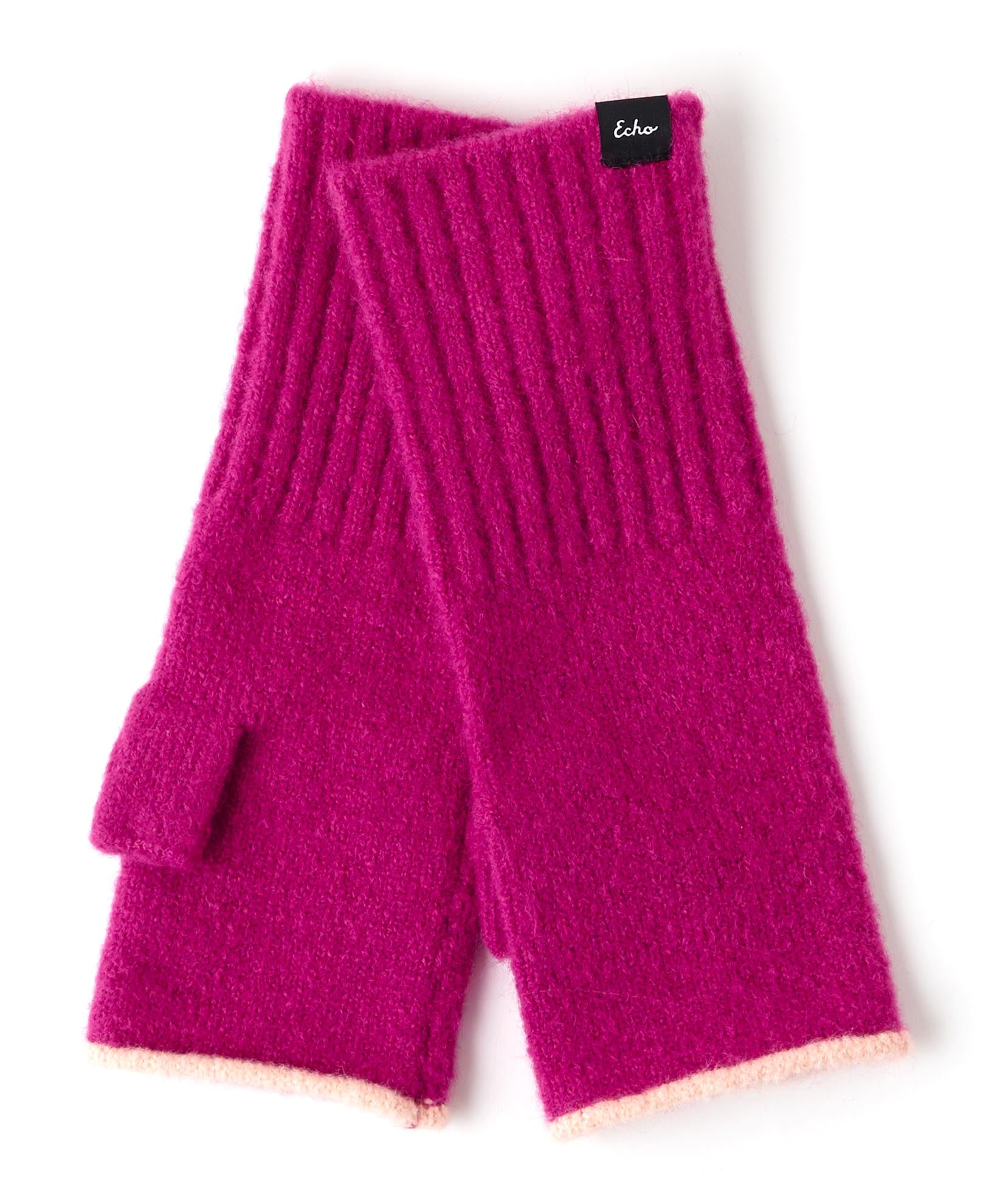 Winterberry - Echo Soft Stretch Fingerless Glove
