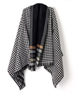 Black - Reversible Convertible Wrap
