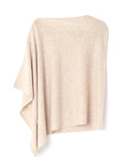 Fog - Wool & Cashmere Colorblock Topper