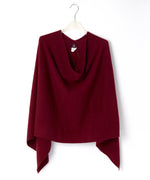 Port - Wool & Cashmere Colorblock Topper