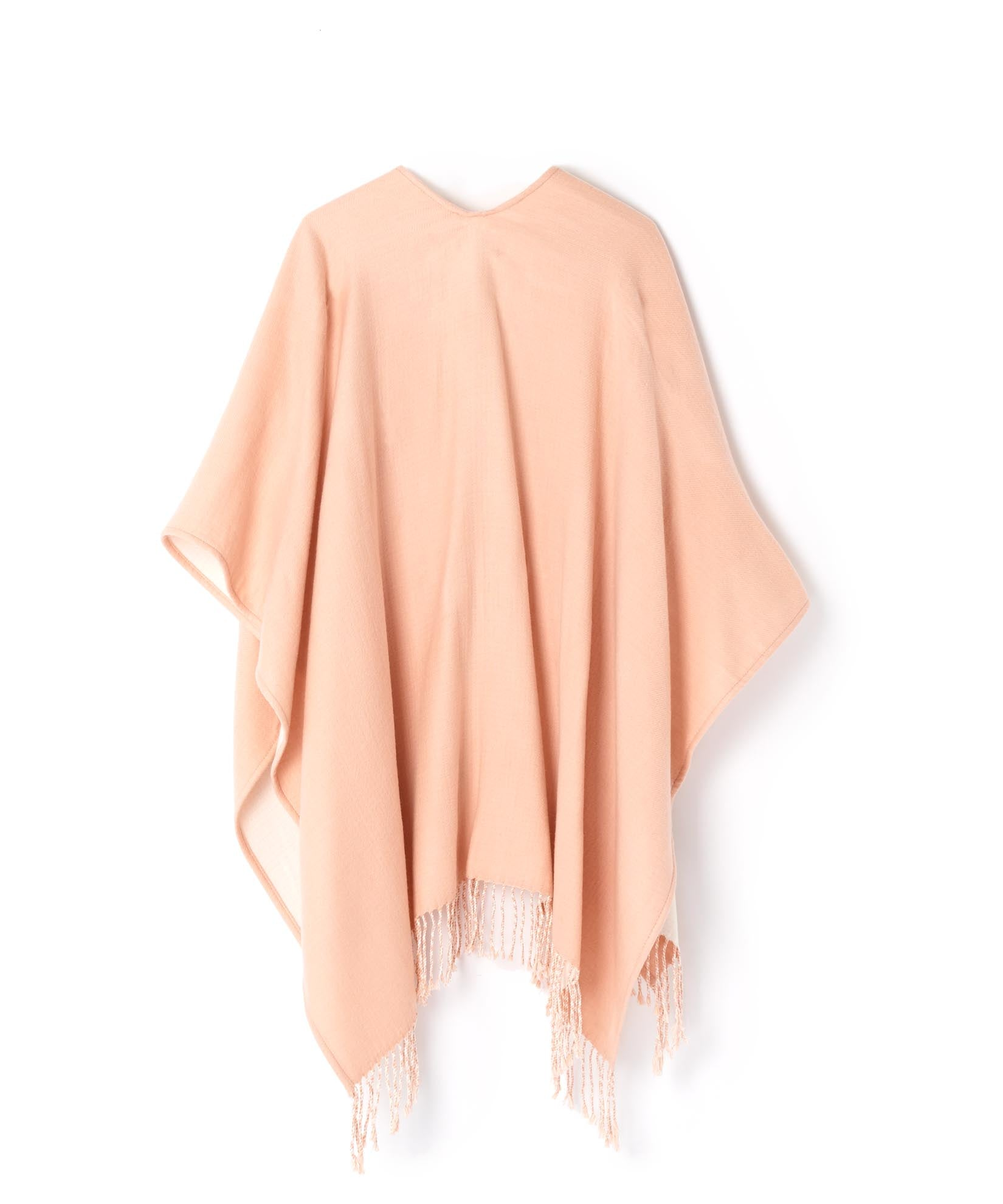 Blush - Reversible Modal Ruana