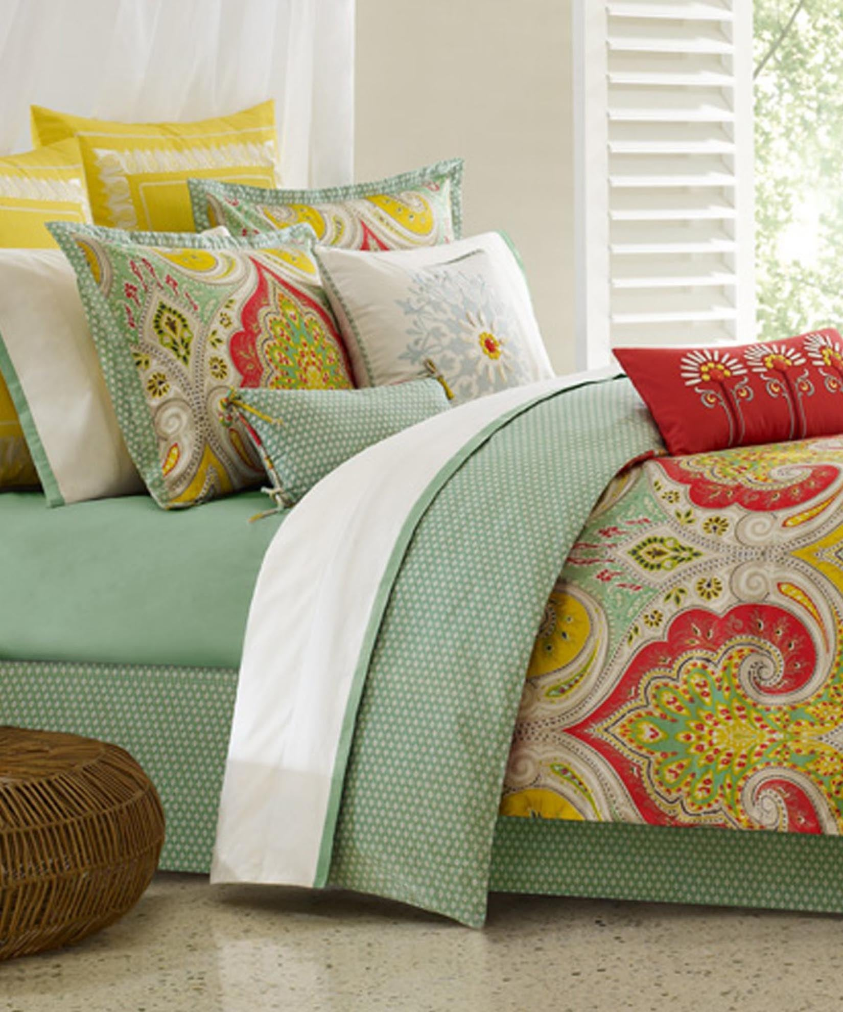 Yellow - Jaipur Comforter Set