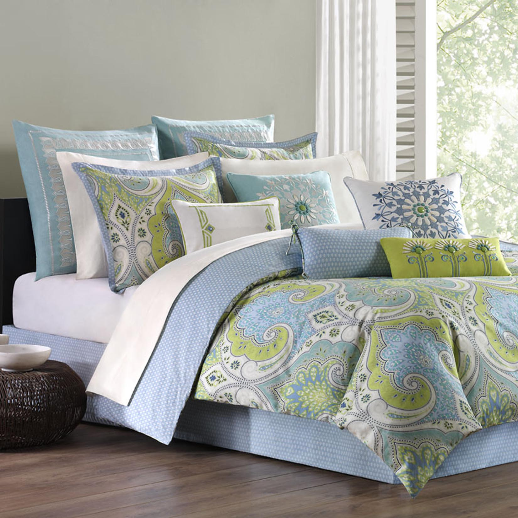 Apple & Sky - Sardinia Comforter Set