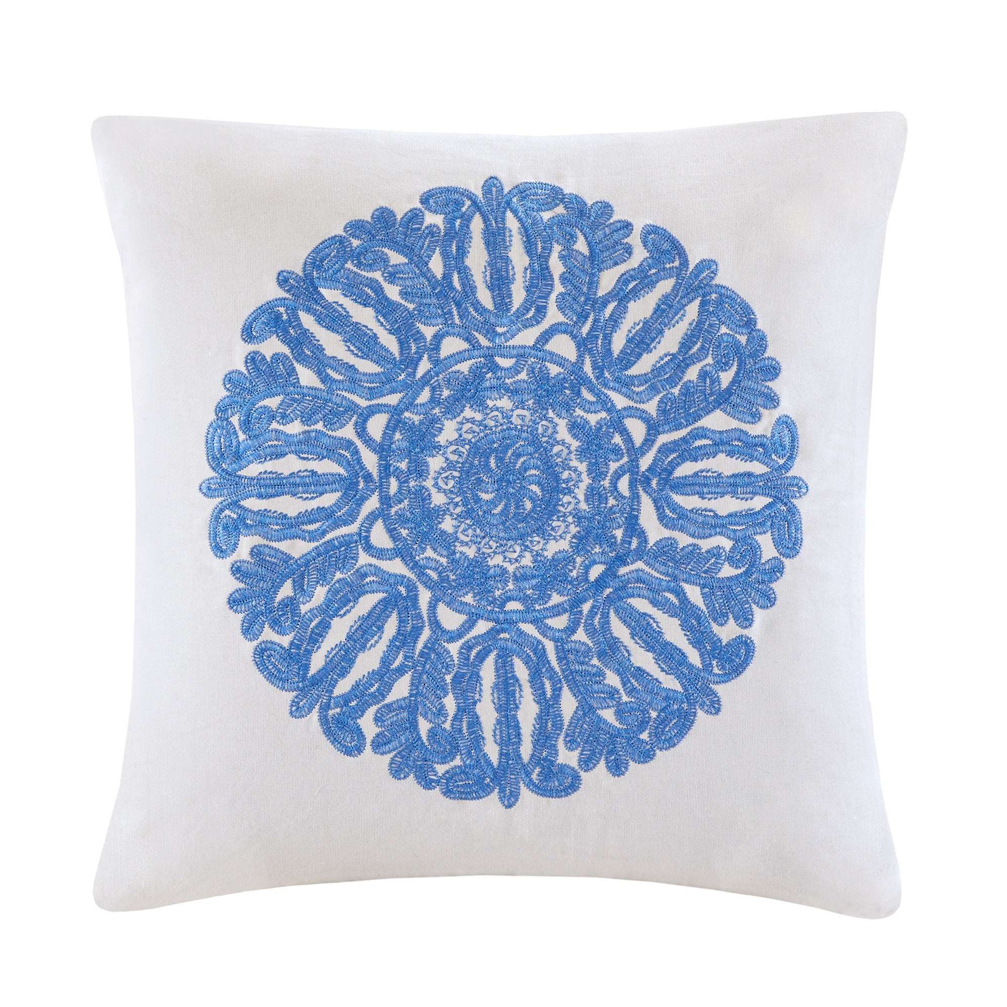 White - Ravi Square Pillow